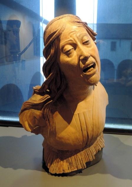 Lamentation of Christ, Eremitani Museum