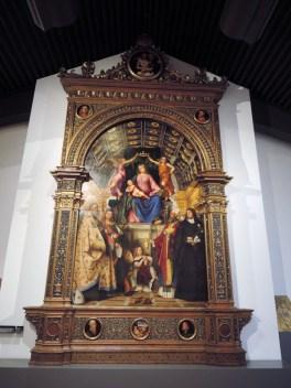 Santa Giustina Altarpiece