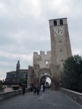 Clock tower, Castellaro Lagusello