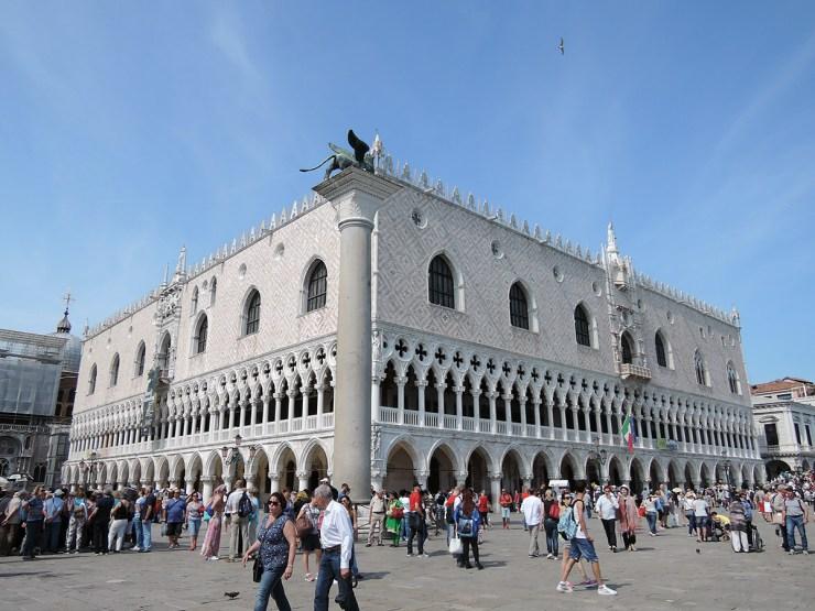 Palazzo Ducale facade