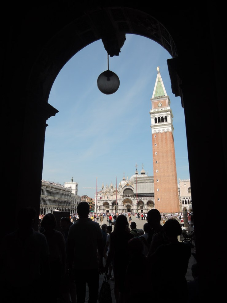 Piazza San Marco, Venice Glossary