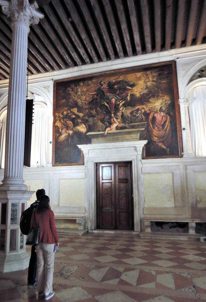 Assumption, Scuola di San Rocco
