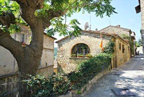 Sarteano Italy