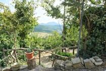 View, Castiglioncello del Trinoro