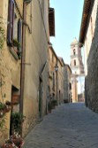 Street in Lucignano