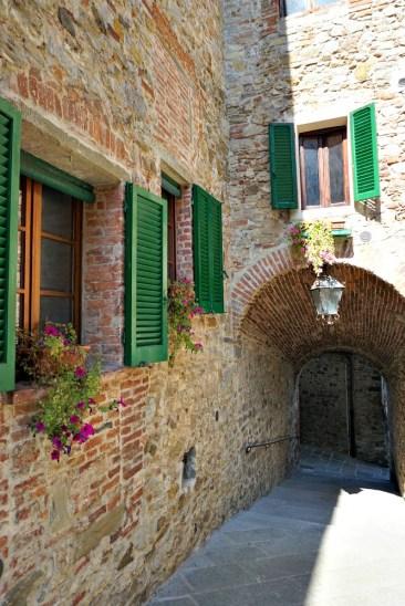 Corner of Lucignano