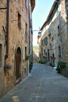 Picturesque street