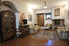 Agriturismo Il Sasso living room