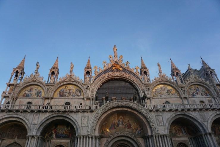 San Marco Basilica Facade