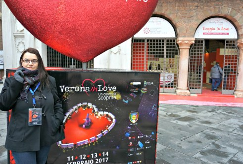 Me at Verona in Love