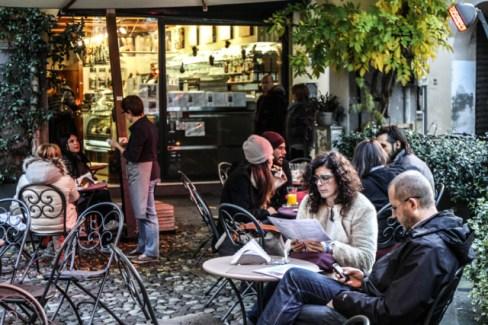 Caffé della Piazzetta. foto by Paola ©smartraveller.it