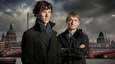 Sherlock ©BBC, best British TV series