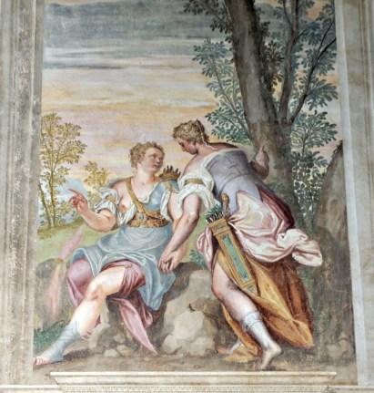 Callisto and Zeus