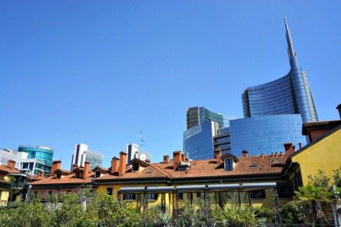 Corso Como terrace