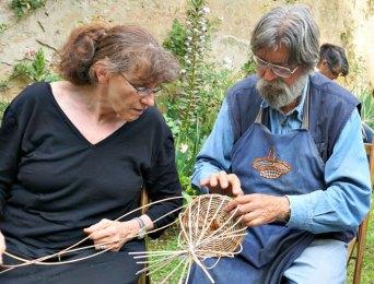 Giotto Scaramelli wickerwork