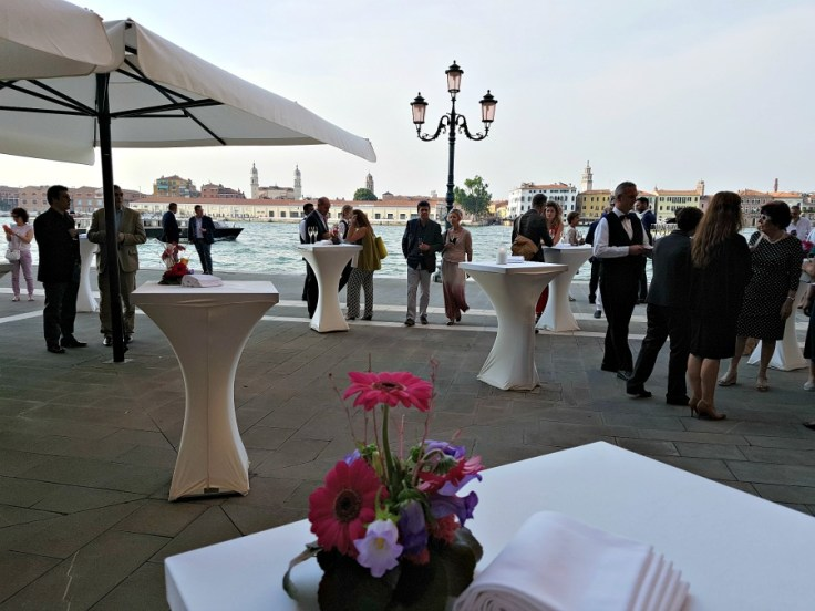 10 years anniversary party, Hilton Molino Stucky