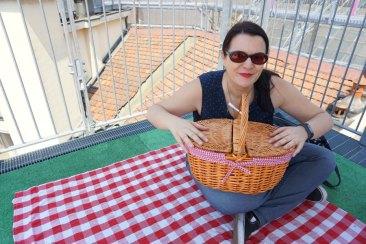 Highline picnic