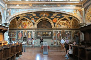 San Maurizio - Doingitaly: small group tours in Italy