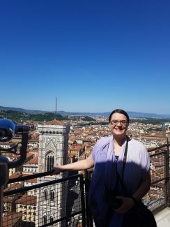 Me on Florence Cathedral Dome