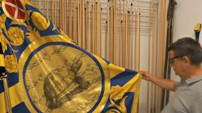 Tartuca contrada flag