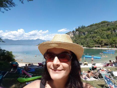 Me at Baia delle Sirene