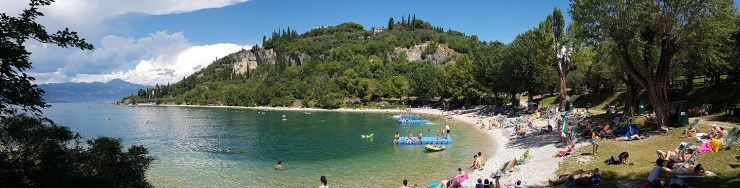 Punta San Vigilio beach
