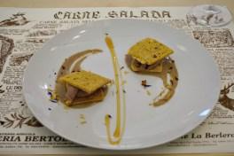 Carne salada paté
