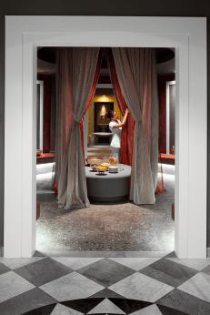 Ritual 5 Senses, photo courtesy of Grand Hotel Trieste e Victoria