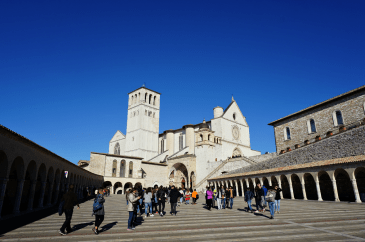 San Francesco Basilica Assisi