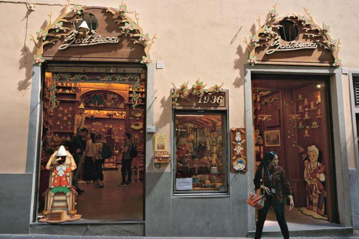 Bartolucci Florence store