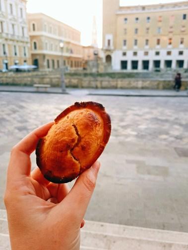 Pasticciotto pastry
