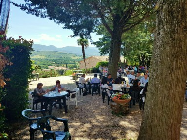 Bar Giardino Bonci, Spello