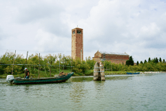 Towards Torcello