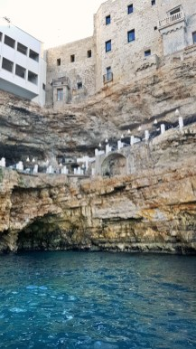 Grotta Palazzese seen from the boat