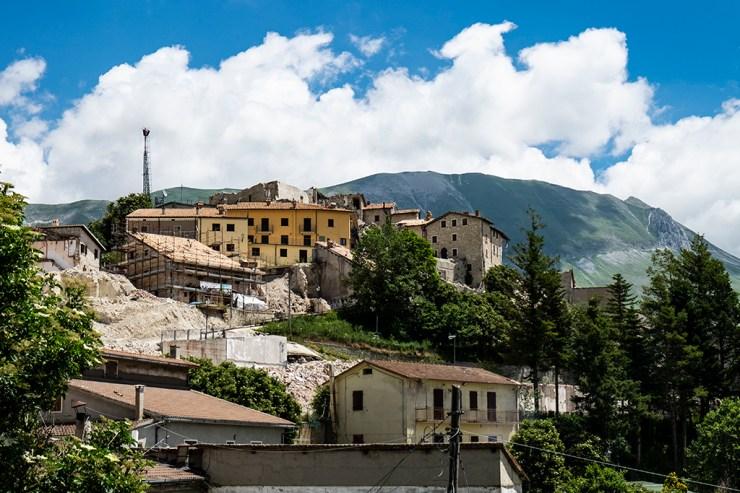 Castelluccio di Norcia. Photo by Filippo Chinello