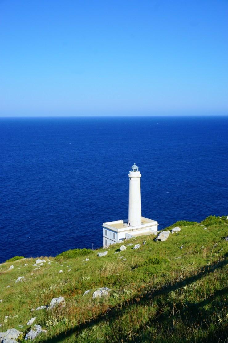 Punta Palascìa lighthouse