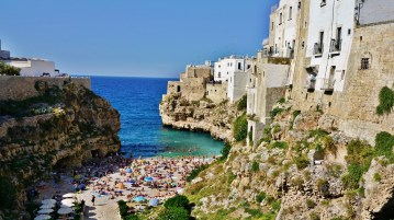 Top things to do in Polignano a Mare