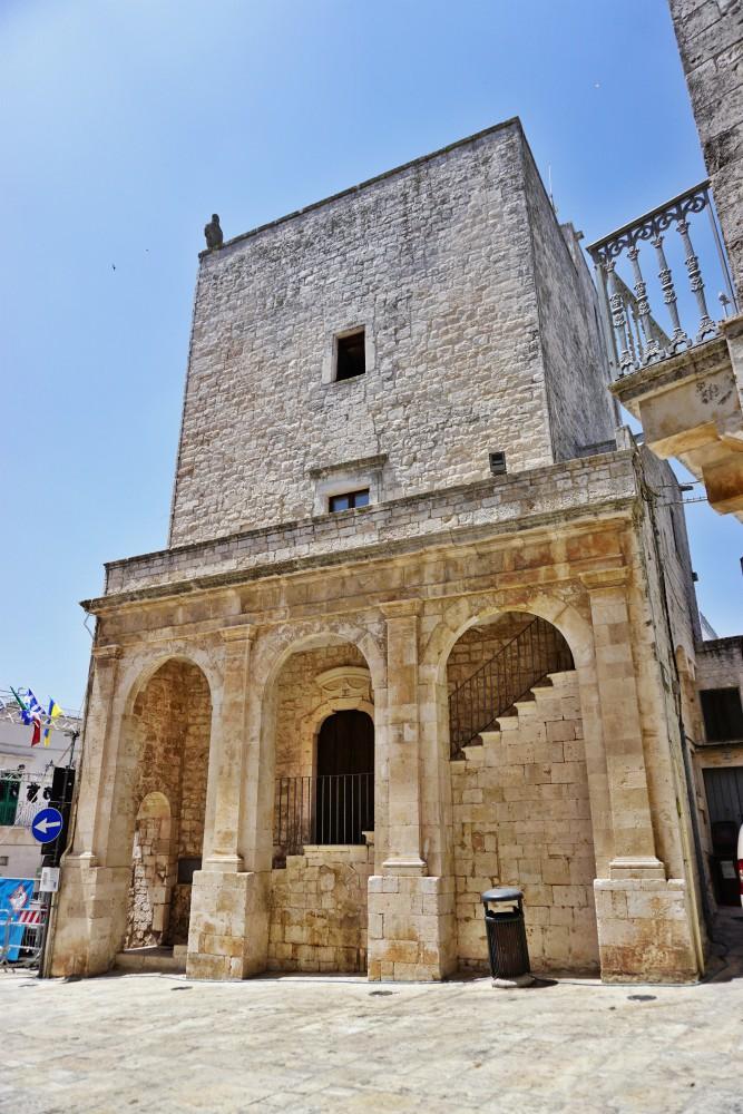 Torre Normanno Sveva Cisternino