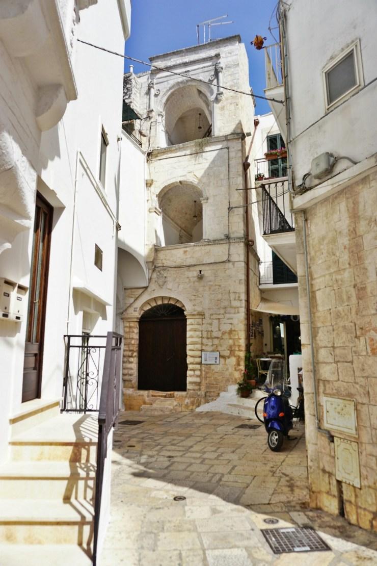 Palazzo del Governatore Cisternino