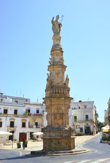 Obelisk of San Oronzo