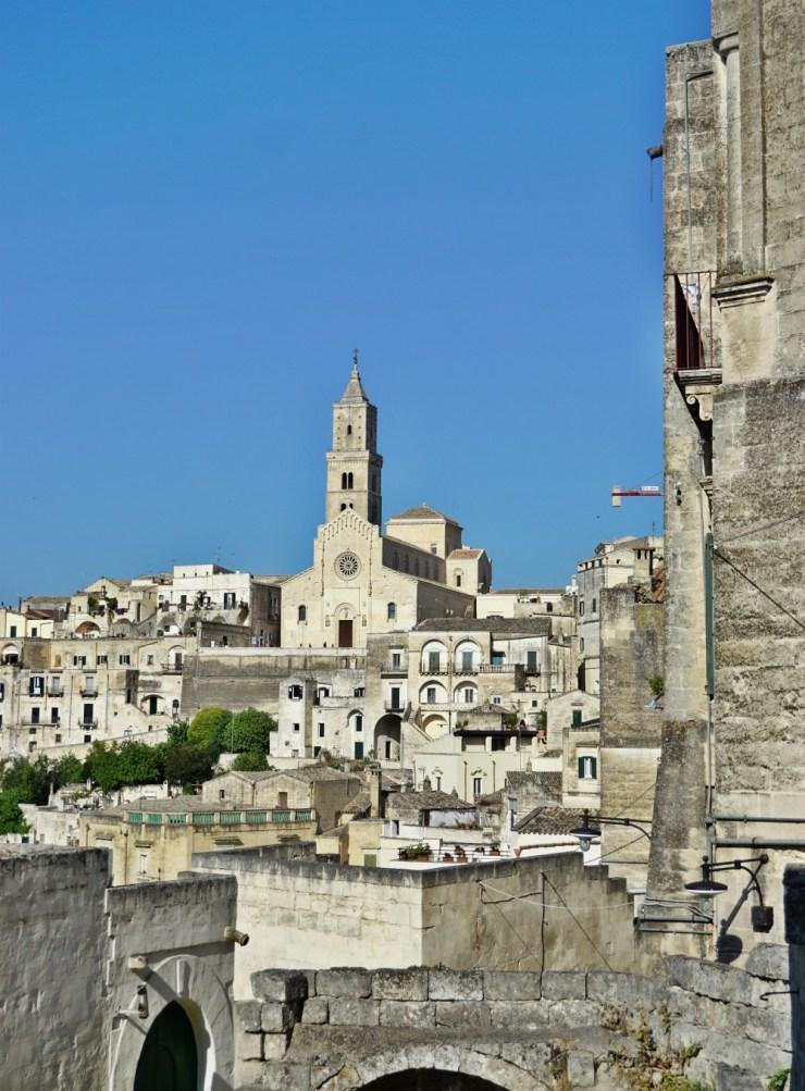 Matera cathedral