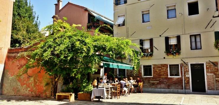 Osteria Alla Frasca Venice