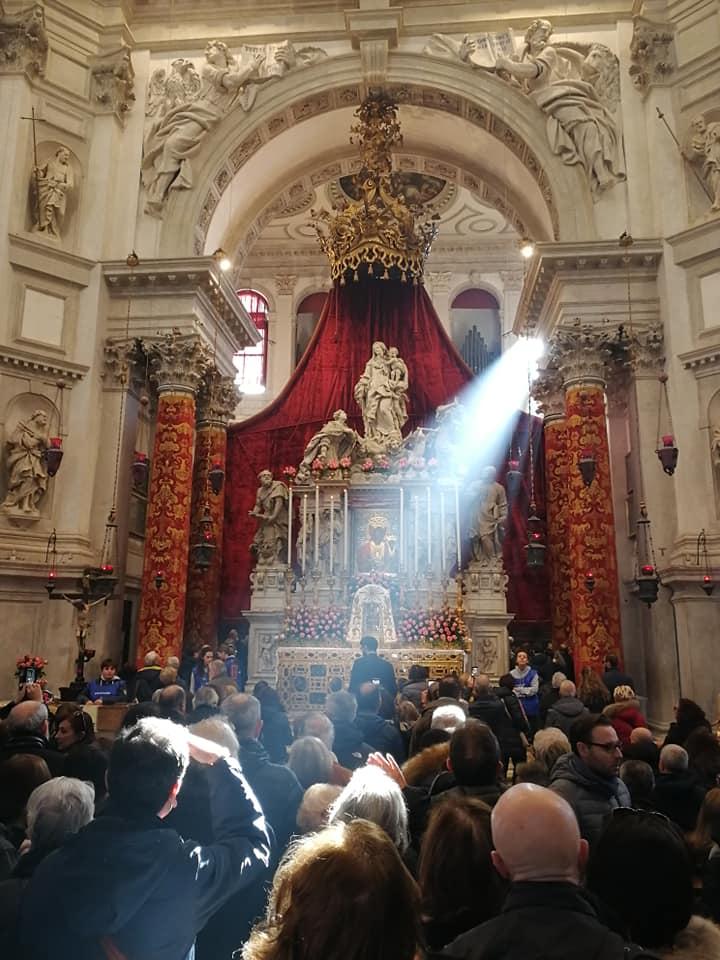 Salute festival in Venice. Photo courtesy @giulio_fecchio