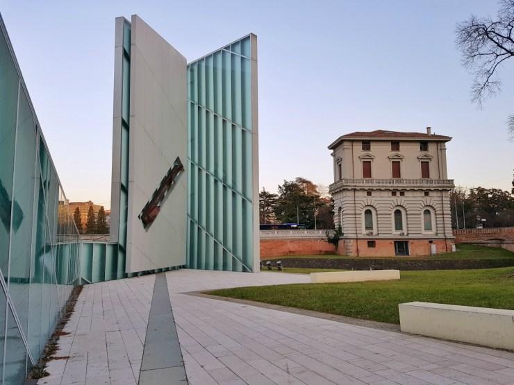 9/11 Memorial in Padua