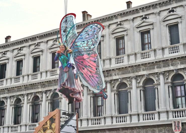 Flight of the Angel Venice