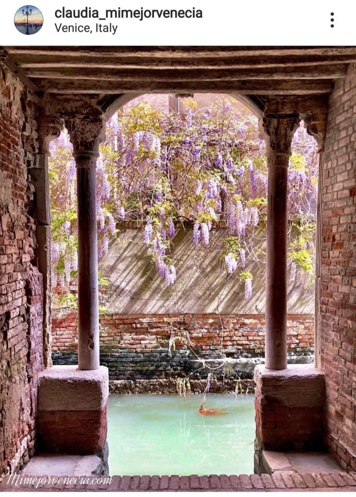 Sotoportego del Filatoio Venice