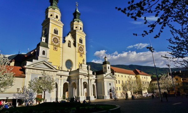 What to see in Brixen