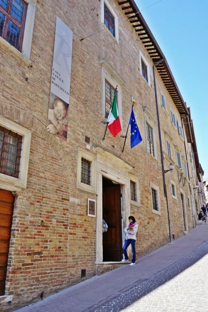 Raphael birth place