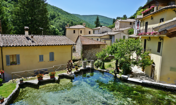Rasiglia Italy