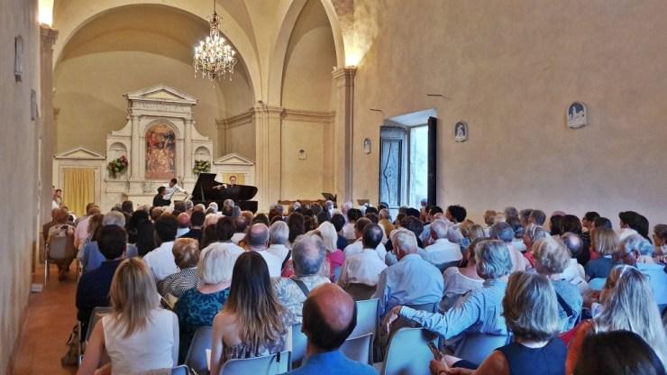 Triano church concert
